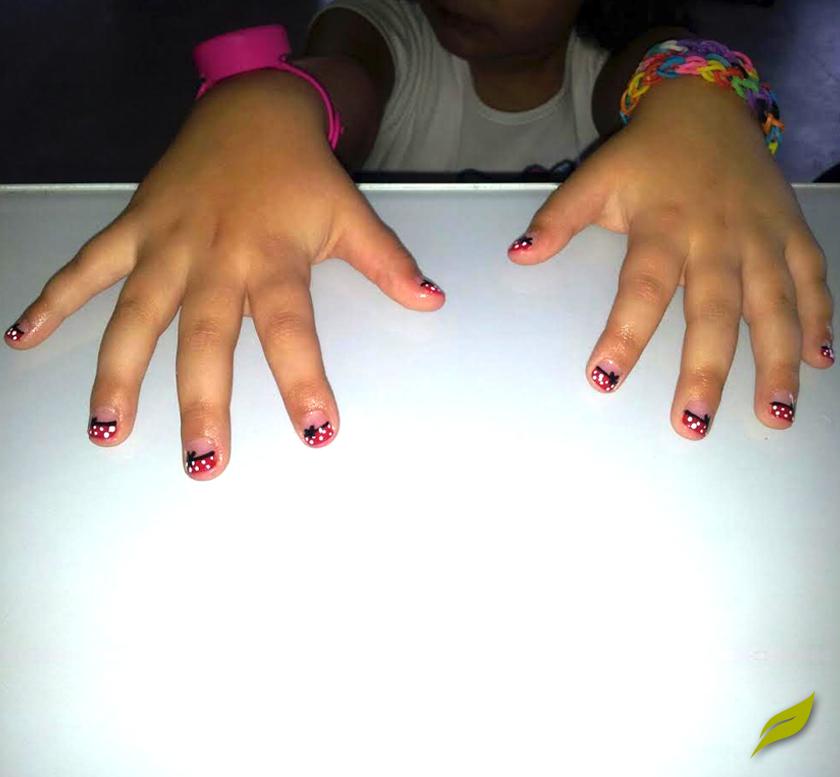 Manicure para niñas? - The T\'ai Spa - Blog